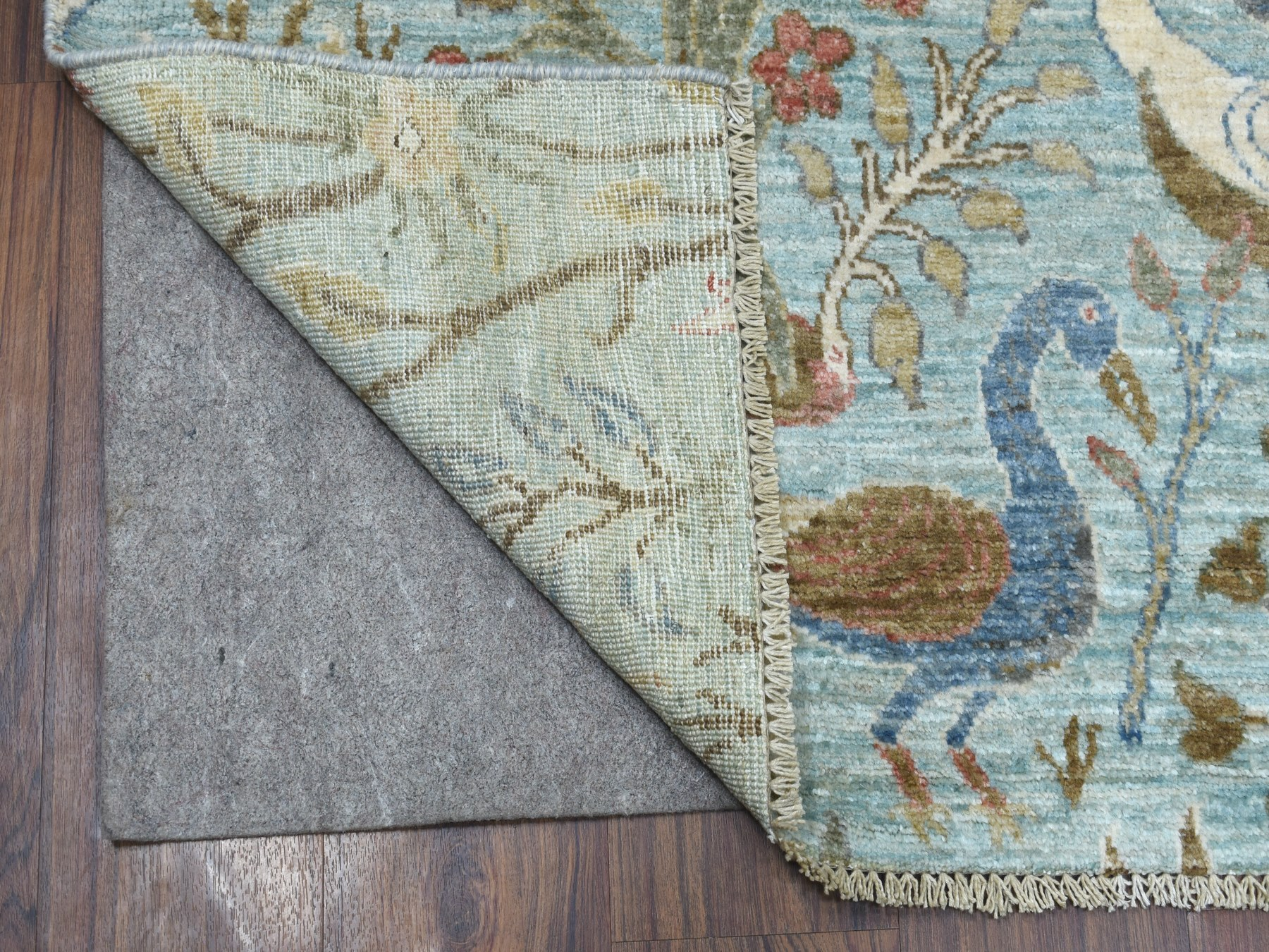 Contemporary Cotton Braided Area Rug Abadeh 2'3'' x 4'6''